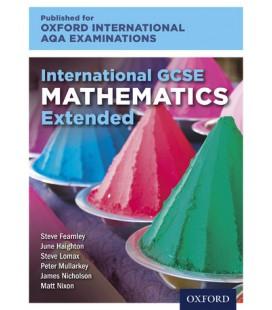 Oxford International AQA Examinations: International GCSE Mathematics Extended