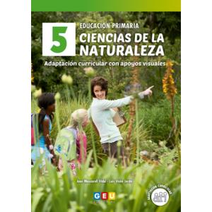 CIENCIAS DE LA NATURALEZA 5. ADAPTACIÓN CURRICULAR CON APOYOS VISUALES