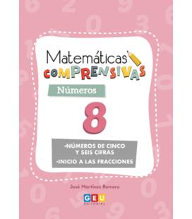 MATEMÁTICAS COMPRENSIVAS - NÚMEROS 8