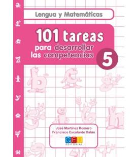 101 tareas para desarrollar las competencias 5