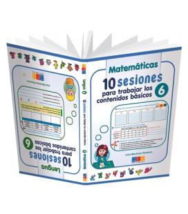 10 SESIONES PARA TRABAJAR LOS CONTENIDOS BÁSICOS 6